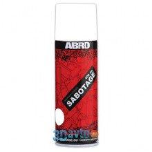 Краска-спрей  ABRO SABOTAGE 40 белая