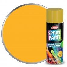Краска-спрей PARADE SPRAY PAINT 25 Желтый, 400мл.