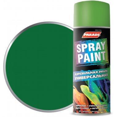 Краска-спрей PARADE METAL SPRAY 37 Зеленый, 400мл.