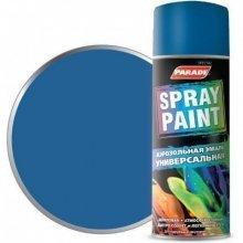 Краска-спрей PARADE SPRAY PAINT 5005 Сигнально-синий, 400мл.