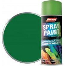 Краска-спрей PARADE SPRAY PAINT 6005 Зеленый мох, 400мл.