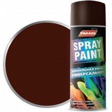 Краска-спрей PARADE SPRAY PAINT 8017 Шок,-коричневый, 400мл.