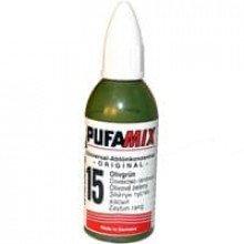 Колер Pufas MIX № 15 оливково-зеленый (0,02)