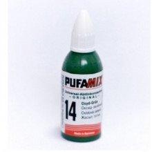 Колер Pufas MIX № 14 оксид-зеленый (0,02)