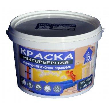Краска в/э латексная Влажные помещения 2.5 л PARADE W100 база А.