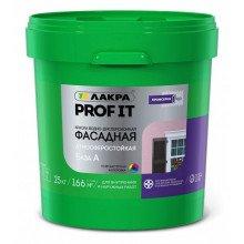 Краска в/э фасадная Profi IT База А 25 кг, Лакра