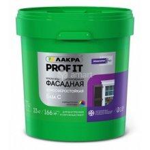 Краска в/э фасадная Profi IT База С 23 кг, Лакра