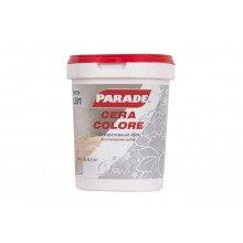Декоративный воск PARADE CERA COLORE.  L81. 0,9л