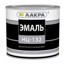 НЦ-132 СЕРЫЙ Э 1,7К ЛАКРА