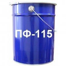 ПФ-115 БЕЛЫЙ Э 25К ПС