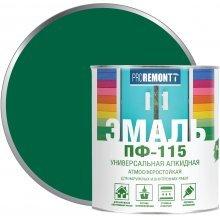ПФ-115 ЗЕЛЕНЫЙ Э 1,9К PROREMONTT