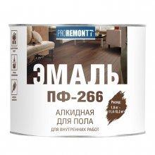 ПФ-266 КРАСНЫЙ-КОРИЧНЕВЫЙ Э 1.9К PROREMONTT