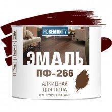 ПФ-266 КРАСНЫЙ-КОРИЧНЕВЫЙ Э 2.7К PROREMONTT