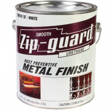 Краска уретановая ZIP-Guard Гладкая белая, 946мл