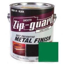 Краска уретановая ZIP-Guard Гладкая зеленая, 946мл