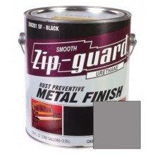 Краска уретановая ZIP-Guard Гладкая серая, 946мл