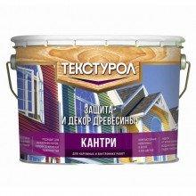 Текстурол КАНТРИ База А Белый, 9л