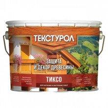 Текстурол ТИКСО древозащитное средство Бесцветный, 10л