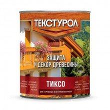 Текстурол ТИКСО древозащитное средство Дуб, 1л