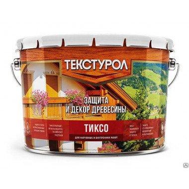 Текстурол ТИКСО древозащитное средство Калужица, 10л
