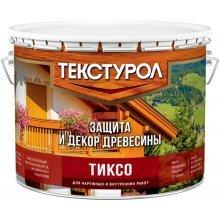 Текстурол ТИКСО древозащитное средство Махагон, 10л