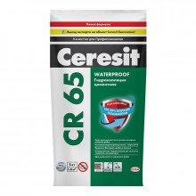 Гидроизоляция цементная. CR-65, 5кг.