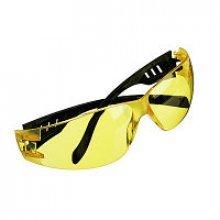 Очки защитные с душками DT-Y004 желтые