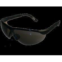 Очки защитныес душками DT-Y002 черные