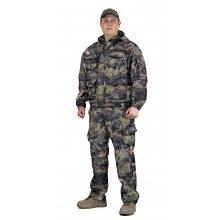 "Костюм ""БАРС"" куртка/брюки, цвет: кмф ""Урбан"", ткань: Грета (48-50, 182-188)."