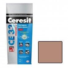 Затирка для узких  швов Ceresit СЕ 33 багама, 2 кг.