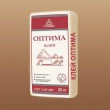"""Клей для плитки Пирамида """"ОПТИМА"""" , 25 кг"""