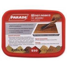 Шпатлевка по дереву PARADE S50, 0.4 кг Бук