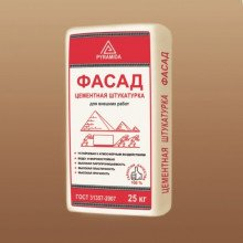 Штукатурка Пирамида ФАСАД  (для наруж.работ) 25кг