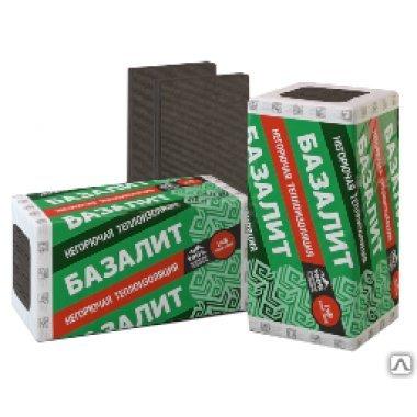 Утеплитель Базалит Л-75 50*500*1000 (9шт в уп.),(0,225м3)