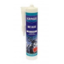 Герметик для металла KRASS Серый 300мл