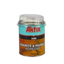 Клей для мрамора и гранита AKFIX G400 1000г