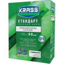 Клей обойный KRASS Стандарт для бумажных обоев 250г