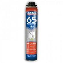 Пена проф. KRASS Home Edition 65, 840мл.