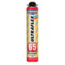Пена проф. KRASS ULTRAFLEX 65 Всесезонная, 820мл.