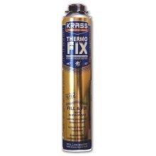 Пена-клей KRASS Professional ThermoFix для теплоизоляционных работ 0,75л