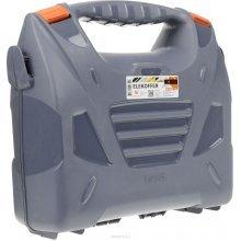 Кейс для электроинструмента ELEKOFFER 16'' серо-свинцовый оранжевый.