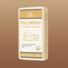 Шпатлевка полимерная POLYMERIC ПИРАМИДА 5,0кг