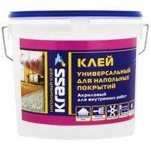 Клей для напольных покрытий акриловый, 7кг, Krass