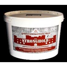 Добавка в бетон и сухие смеси STRONGHOLD (адгезионная, укрепляющая) 10л, ПИРАМИДА