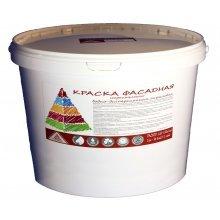 Краска в/э Пирамида Фасадная Строительная База А 25 кг
