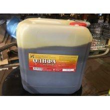 Олифа на основе натурального масла 5л КХБ