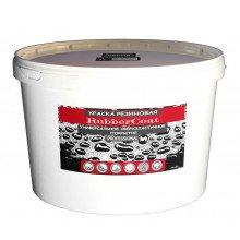 Краска резиновая RubberCoat Шоколадный RAL 8017, 14кг, Дом ремонта