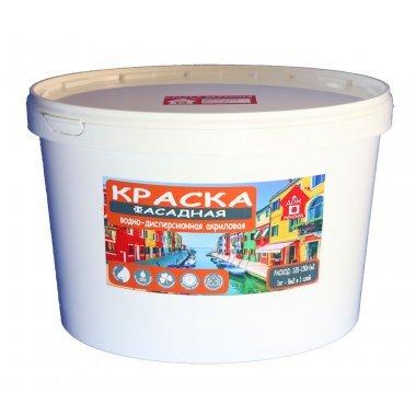 """Краска в/э фасадная Дом Ремонта """"Профи"""" База С 0,9 кг"""
