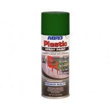 Краска-спрей для пластика охотничий зеленый ABRO 226 гр.