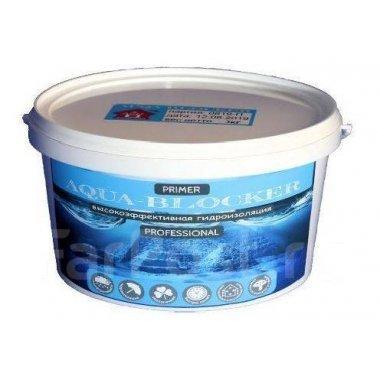 Гидроизоляция-праймер Aqua-Bloker, 5кг, Дом ремонта